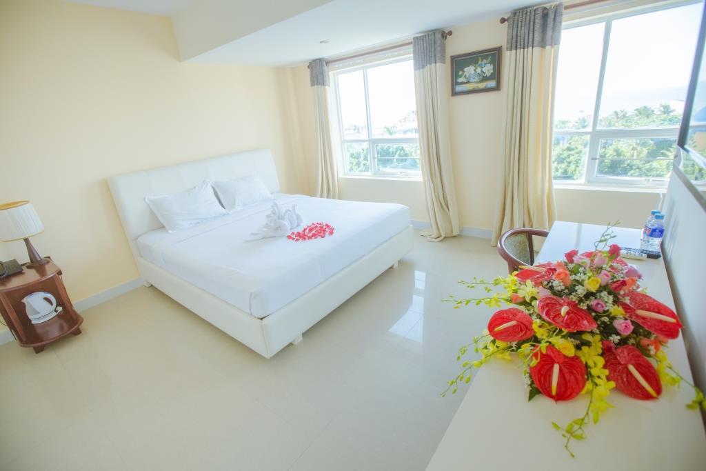 Khách sạn 3* giá rẻ tại Mũi Né chỉ 550.000/đêm/2 người
